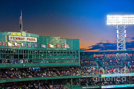 Fenway Nights by SoxyGal Photography