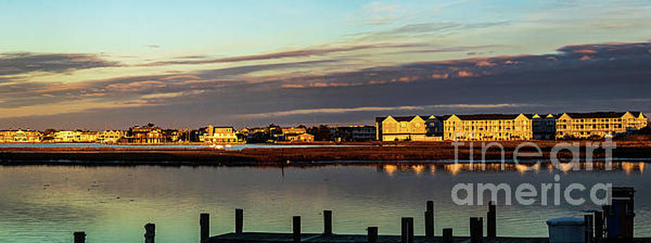 Fenwick Island Panorama by Thomas Marchessault