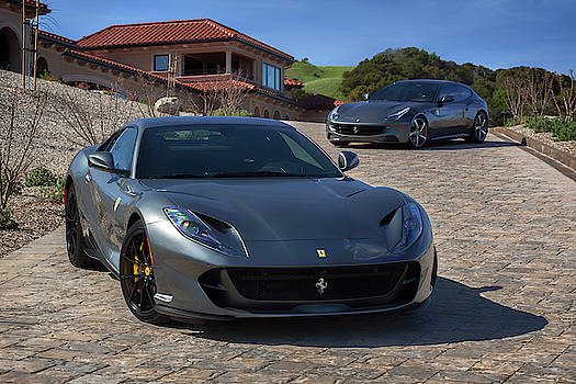 #Ferrari #812Superfast and #FF #Print by ItzKirb Photography
