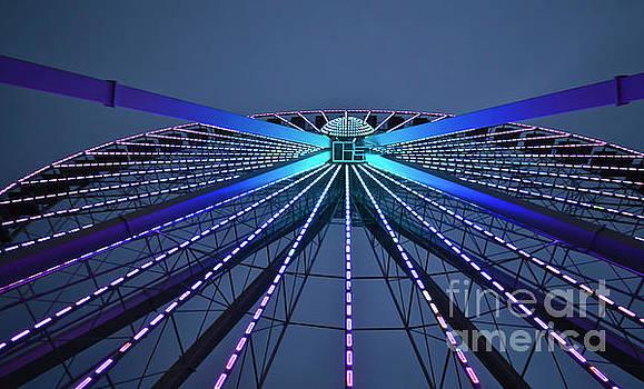 Ferris Wheel by Diane LaPreta