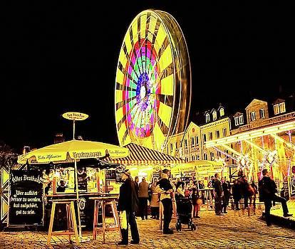 Ferris wheel the experience by Karl-Heinz Luepke