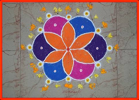 Festive Spirit by Sonali Gangane