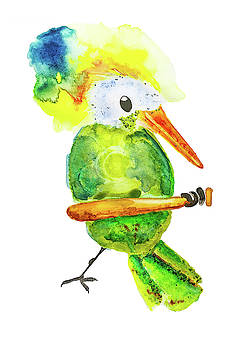 Fighter Bird by Creatives Think