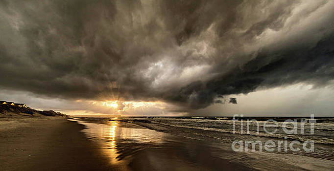 Fighting the Storm Clouds by DJA Images