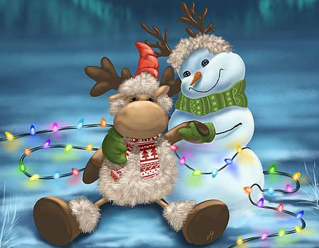 Finally it's Christmas by Veronica Minozzi