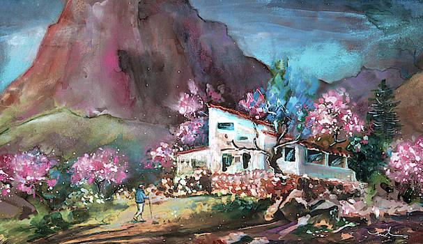 Finca On The Costa Blanca 02 by Miki De Goodaboom
