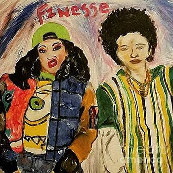 Finesse  by Lisa Gilyard