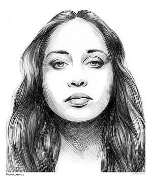 Fiona Apple by Greg Joens