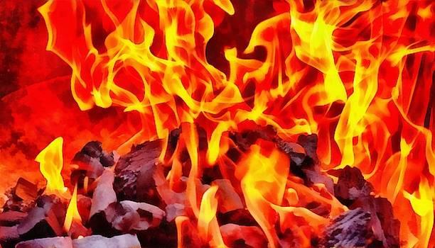 Fire by Harry Warrick