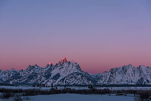 First Light on The Grand by Barbara Hayton