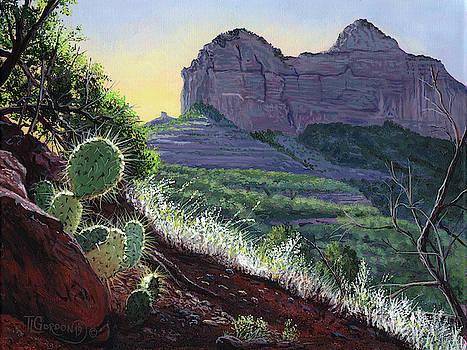 First light by Timithy L Gordon