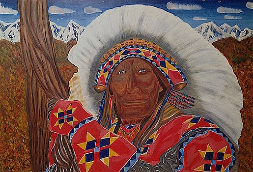 First Nations Inspired by Claude Edwin Theriault