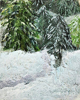 Sharon Williams Eng - First Snow