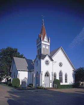 First United Methodist, Alvarado by Warren Gale