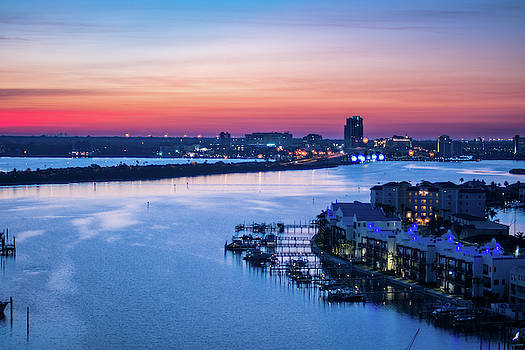 Jeff Phillippi - Firstlight Over Clearwater