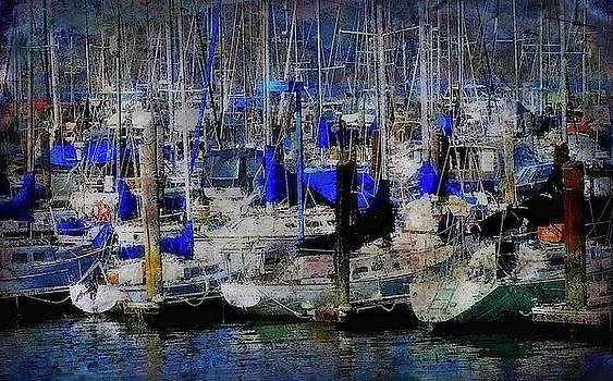 Fisherman's Wharf Abstract by Jeff Watts