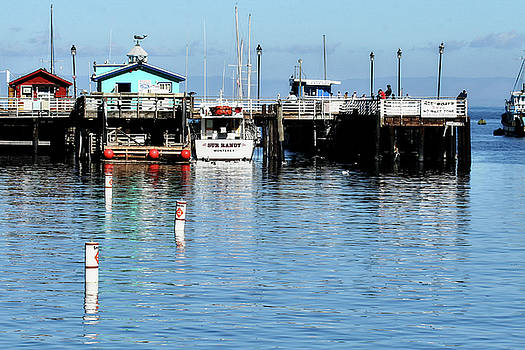 Fisherman's Wharf by TB Sojka