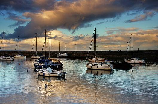 Fisherrow at 3pm GMT by Nik Watt