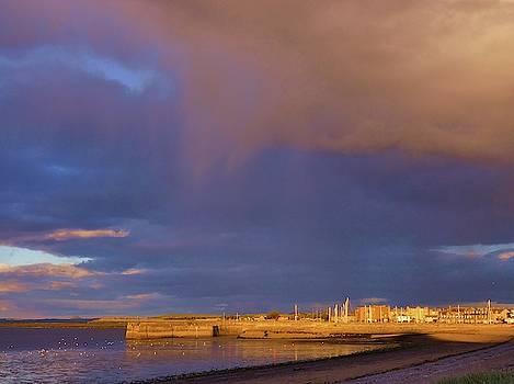 Fisherrow Sun by Nik Watt