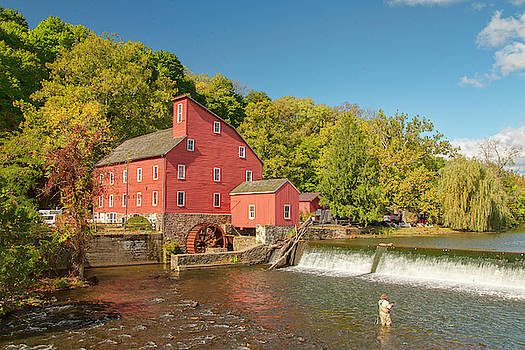 Kristia Adams - Fishing at The Red Mill 2