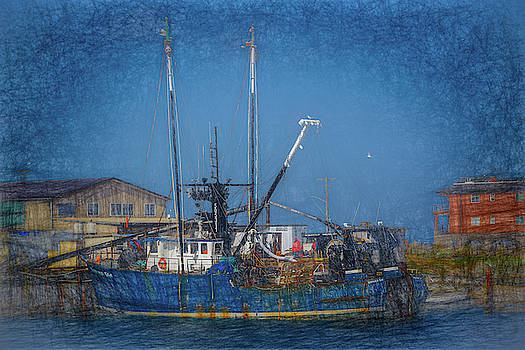 Mike Penney - Fishing Boat 14