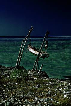 Fishing Boat by Jeffrey Klug