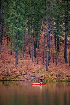 Jeff Phillippi - Fishing Fenton Lake