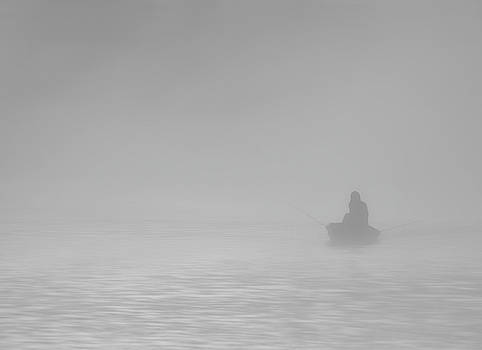 Bill Chambers - Fishing in the Fog