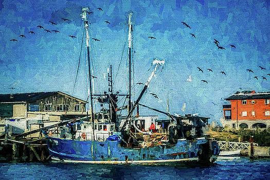 Mike Penney - Fishing Vessel 32