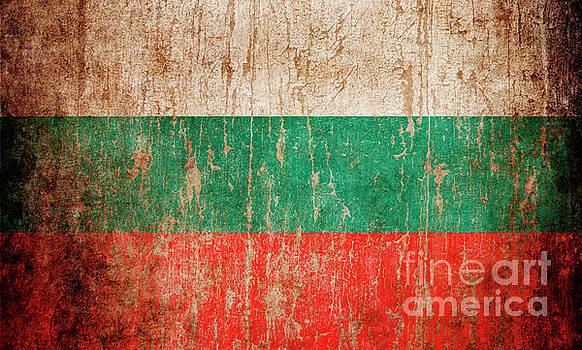 Flag of Bulgaria by Jelena Jovanovic