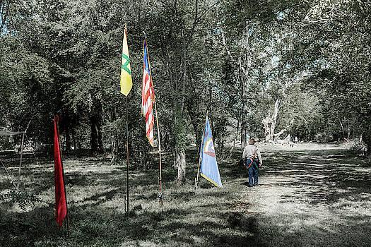 Sharon Popek - Flag Path