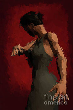 Flamenco Passion by John Edwards