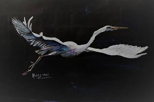 Flight on Florida by Khalid Saeed