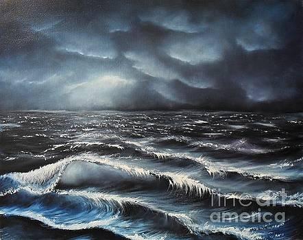 Flooding Clouds by Lia Van Elffenbrinck