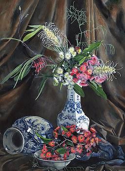 Floral Arrangement by John Neeve
