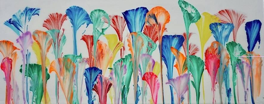 Floral Delights by IRMA Bijdemast