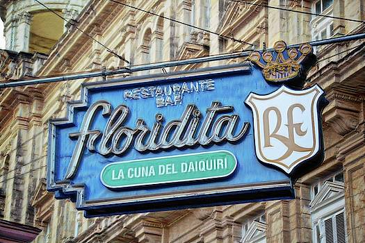 Floridita Restaurante And Bar by Toni Abdnour