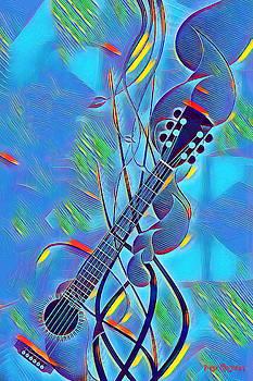 Flow of Music by Pennie McCracken