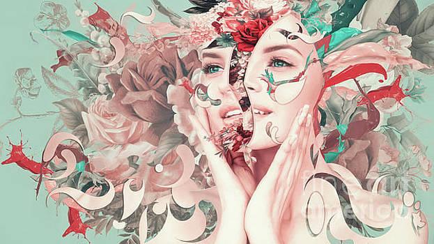 Flower Power Part 2 by Erik Brede