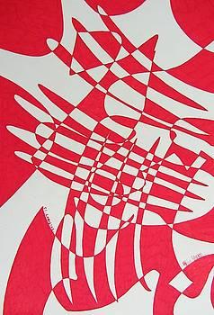 Flowers 3 by Edward Kofi Louis