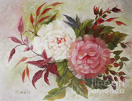 Flowers and Foliage  by Irina Davis