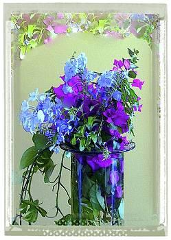Flowers Dream of the Garden by Barbie Corbett-Newmin
