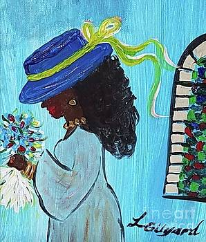 Flowers for the Sisters  by Lisa Gilyard
