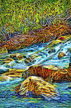 Flowing Inspiration by Joel Bruce Wallach