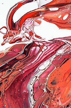 Jenny Rainbow - Fluid Acrylic Abstract. Unknown Taste 3
