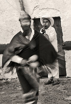 Flute and Dancer by Bruce Herman