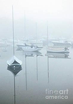 Sharon Williams Eng - Fog Bound in Harbor
