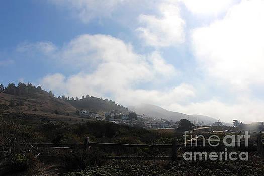 Foggy Morning by Katherine Erickson