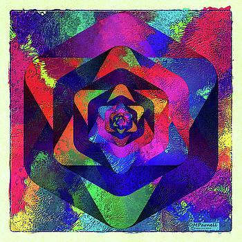 Folded Geometrics by Diane Parnell