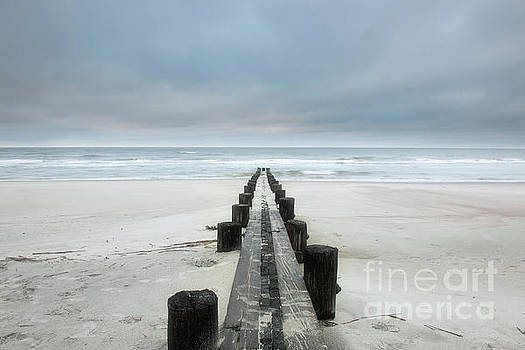 Folly Beach Light Dreaming by Dale Powell